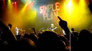 Simple Plan- i believe in a thing called love