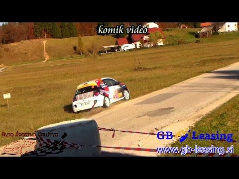 rally Idrija 2016 - Slovenija