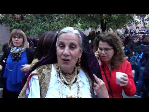 Dorgali : Festa Beata  Maria Gabriella