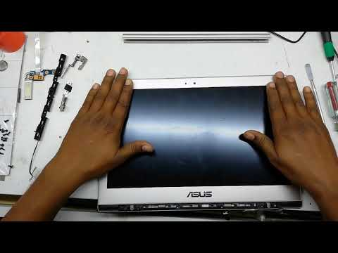 Asus Zenbook UX303U Display Replace And Open