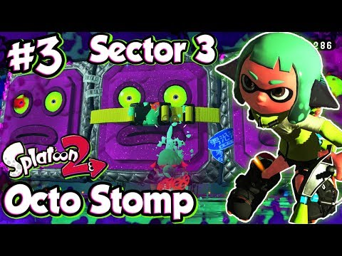 ABM: Splatoon 2 Sector 3 !! Beaker's Depot Mission Gameplay!! HD