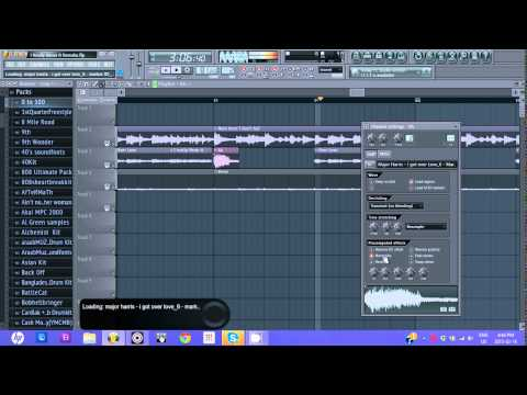 The Diplomats - I Really Mean it (FL Studio Remake.)