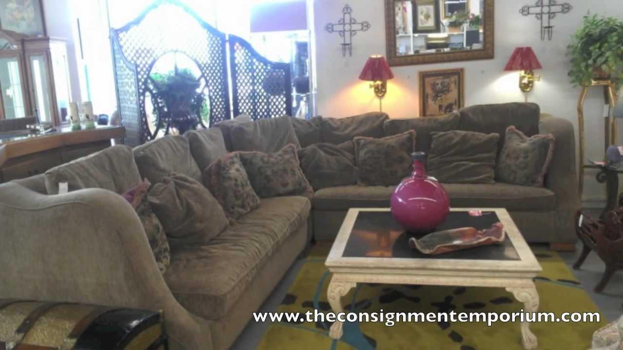 Fresno Furniture The Consignment Emporium Youtube