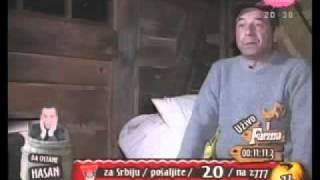 farma srbija 3  hasan dudic izbacen sa farme srbijaflv