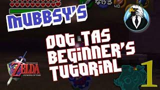 Ocarina of Time TAS Beginner's Tutorial: Part 1 - Setup