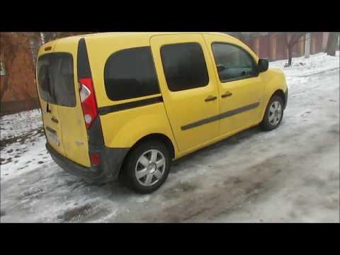 видео: Renault Kangoo Z.E. 38кВт (двойная батарея)
