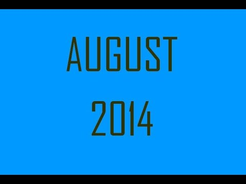 August 2014 HandsUp House Electro Dance & EDM Mix
