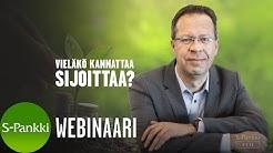 S-Pankki-webinaari – Vieläkö kannattaa sijoittaa?