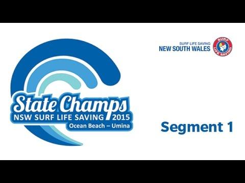 2015 NSW Surf Life Saving Championships - 1