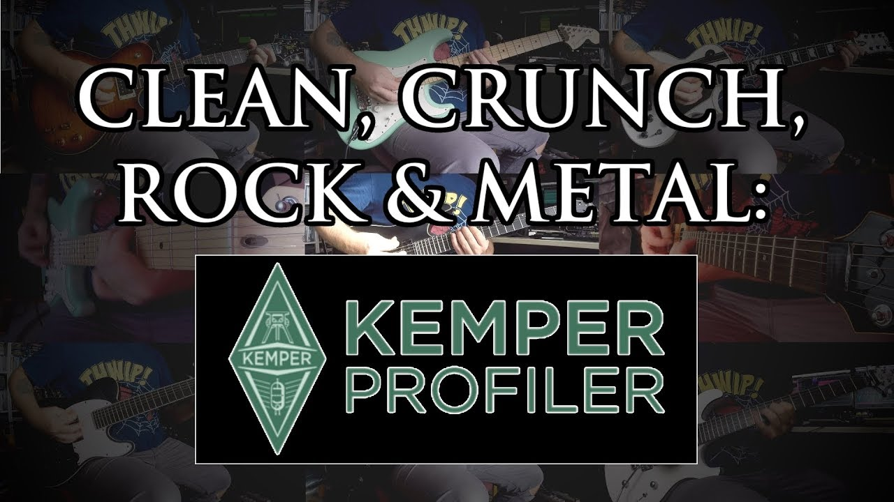 Thoughts on the Kemper profiler after owning it for a while