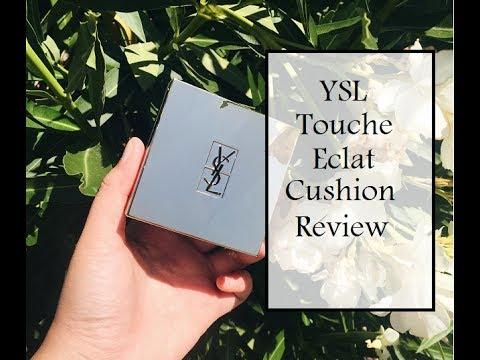 Yves Saint Laurent Ysl Touche Eclat Le Cushion Foundation Review Khumphet