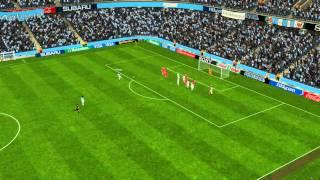 M�laga - Real Madrid - Gol de Depay 15 minutos