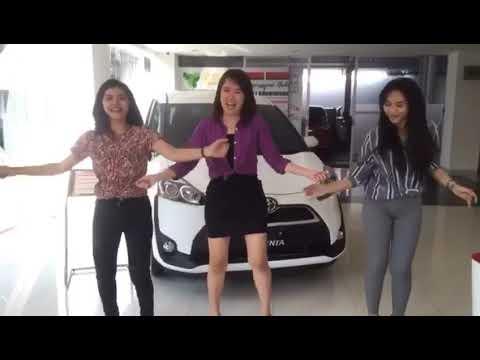 Sales Girl Tunas Toyota 😅