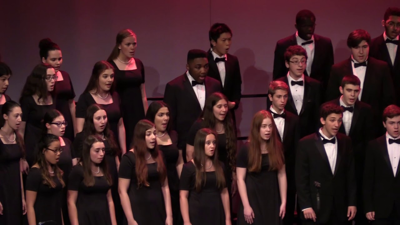Cherry Hill East Spring Choral Concert 2019