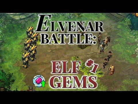 Elvenar Battle - Elve's Gems Tournament #1