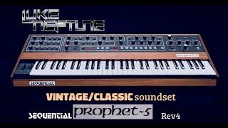 Luke Neptune's Vintage/Classic Soundset for Prophet 5/10