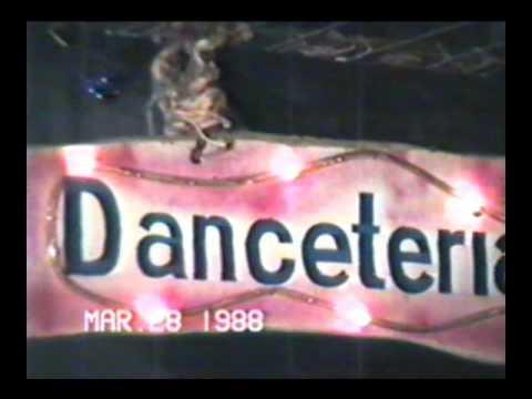 Campeões da danceteria BELVEDERE 1988