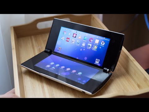 GALAXY FOLD из 2011 - Sony Tablet P