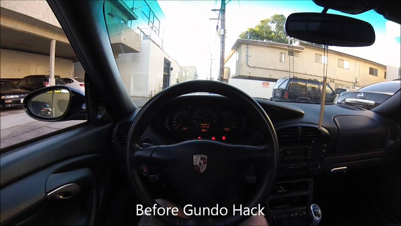 2002 porsche 911 targa sport exhaust mod gundo hack