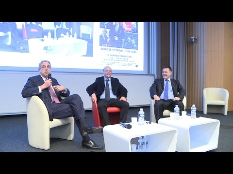 ESCP Europe CEOs Studio with Arnaud de Puyfontaine CEO of Vivendi