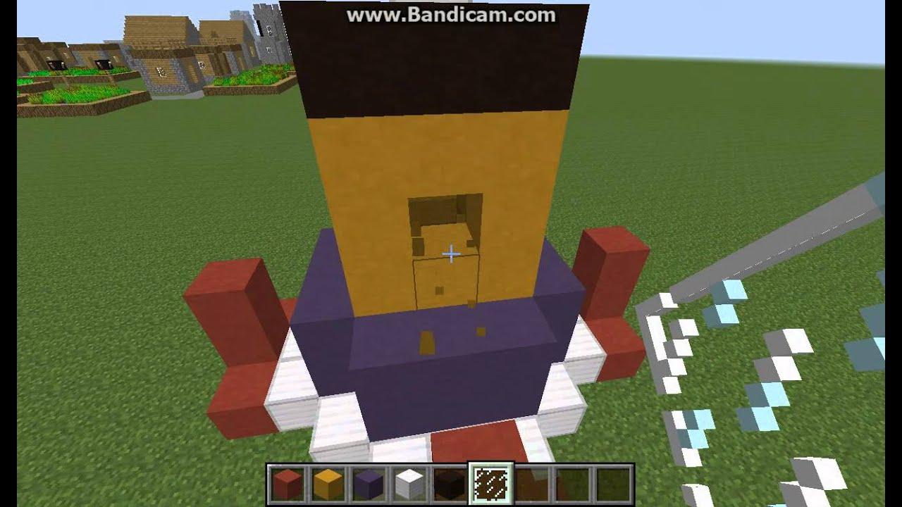 Hoe maak je een coole minecraft mini raket tutorial youtube - Hoe sluit je een pergola ...