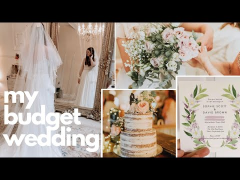 everything-i-bought-for-my-wedding-on-a-budget!