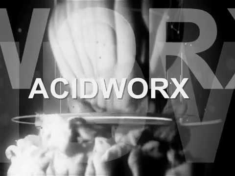 Dj Wank - Crazy Compounds (Acidworx)