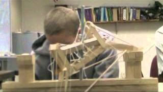 Mdot/ Aashto Bridge Proposal Video- Negaunee High School Team- 2011