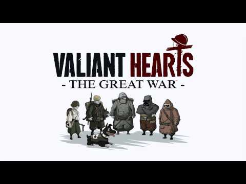 "Valiant Hearts OST Main Theme ""Little Trinketry"" (Piano Only)"