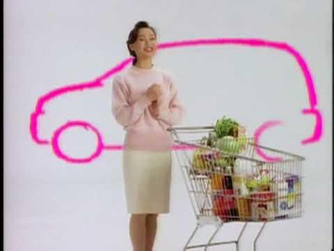 Daewoo Tico 1991 commercial 1 (korea)