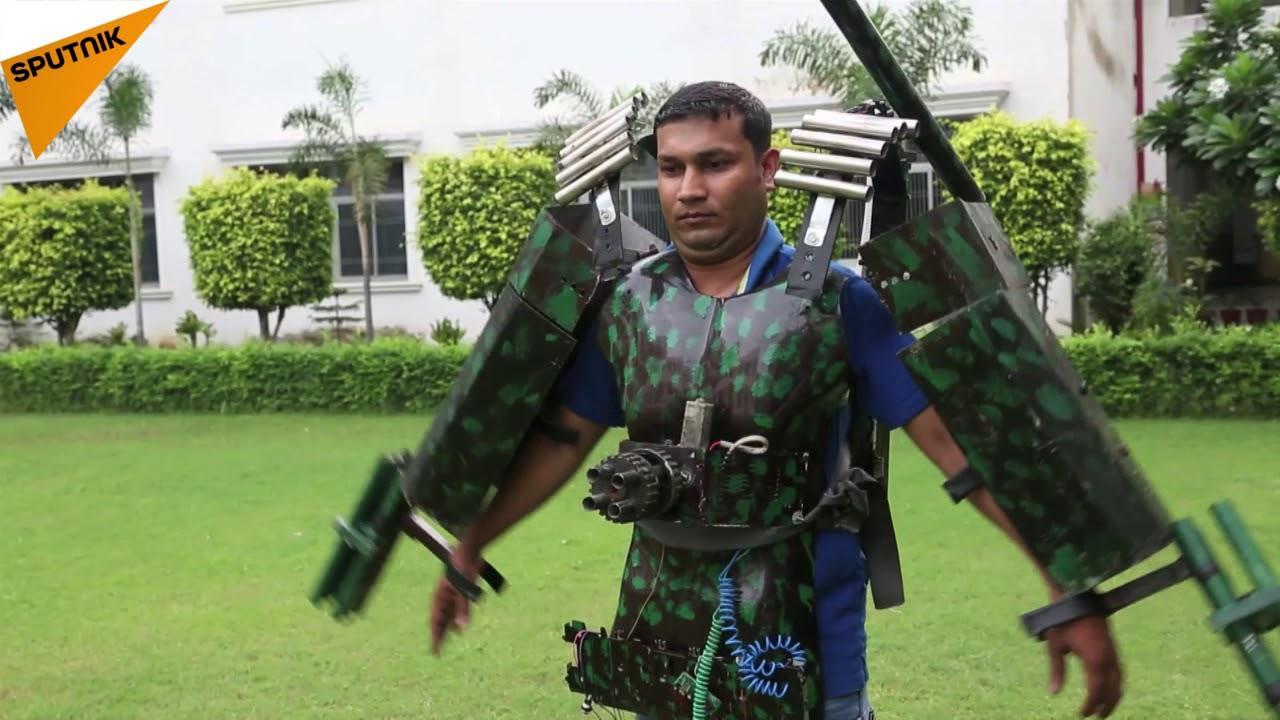 Indian Iron Man - YouTube