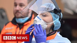Coronavirus: 5-year-old child is youngest victim as deaths rise  - BBC News