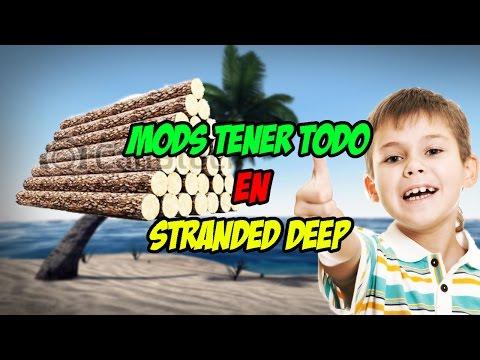 descargar e instalar Mods Para Stranded Deep 0.02 y 0 01 EasyBuilding
