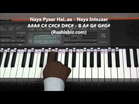 Piano pehla nasha piano chords : Lalit composed `Pehla Nasha` for wife - WorldNews