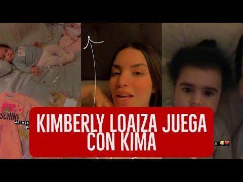 ❤👶 Kimberly Loaza JUEGA con Kima Pantoja y los FILTROS de INSTAGRAM
