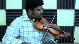 Download Hindi Video Songs - Amaro Porano Jaha Chay - Violin Cover by 'Violin Ethos'
