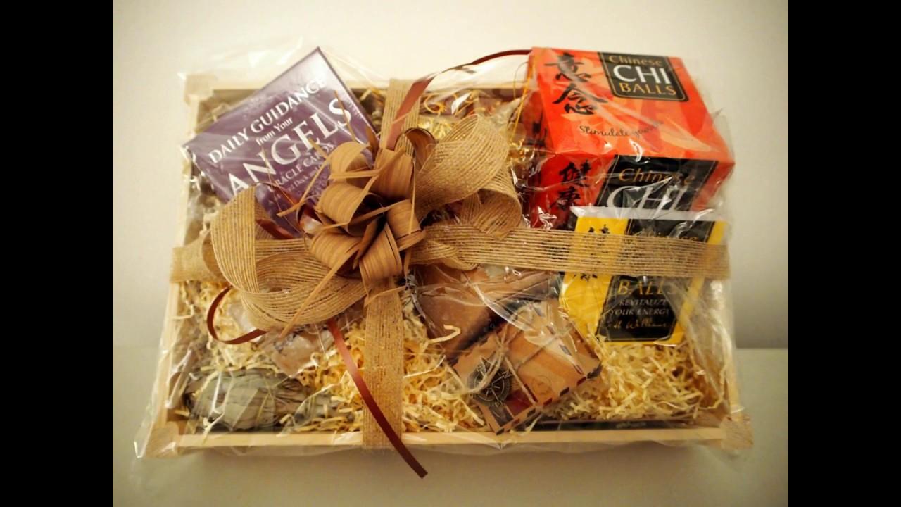 The Fabulous Box Gift Hampers Uk Spiritual Gifts Uk Youtube