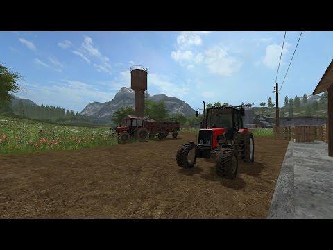 2 трактора игры