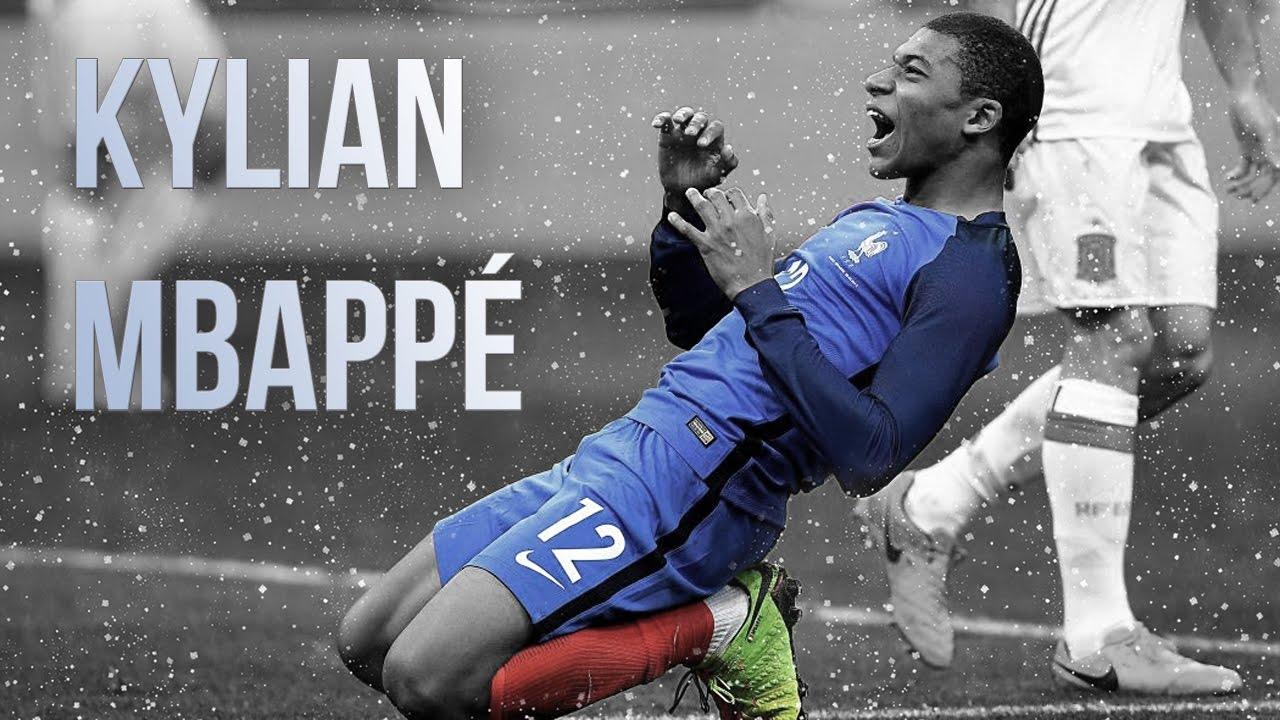 Kylian Mbappé - Jeune Prodige - Skills & Goals 2017 HD