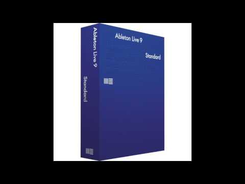 Entire Ableton Live 9 Standard Sample Library