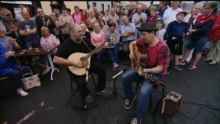 Mick McAuley & Paddy Cleere - Paddy's Green Shamrock Shore