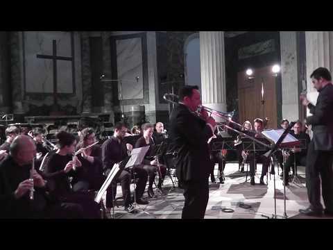 Orchestre Universitaire Opus76 : Concerto To The Duke De François Guin, Fabien Cyprien Trombone