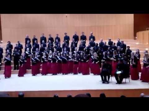 Kwela-Kwela by Stellenbosch University Choir