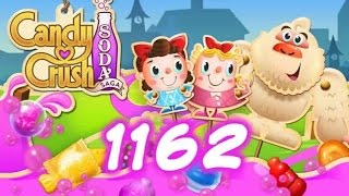 Candy Crush Soda Saga Level 1162