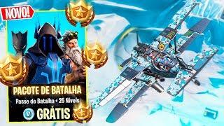 Fortnite: SEASON 7 * Battle Pass 100% Complete * ‹ EduKof Games ›