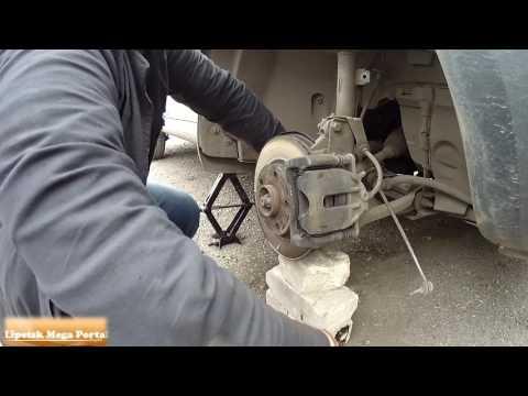 Замена Стойки Стабилизатора Передние на Renault Duster