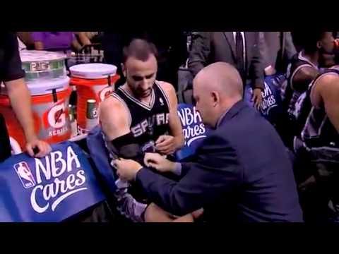 Memphis Grizzlies vs San Antonio Spurs - Game 3 - 23/04/2011