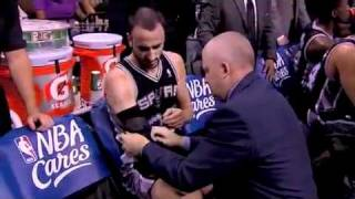 Memphis Grizzlies vs San Antonio Spurs - Game 3 - 23/04/2011