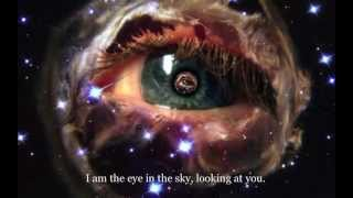 Alan Parsons Project - Eye in the Sky - Lyrics on screen