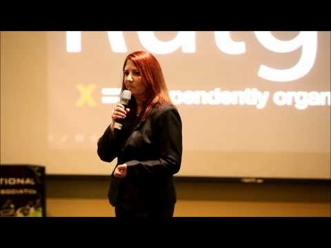TEDxRutgers - Abby Kohut - Small Ripples Make Big Waves